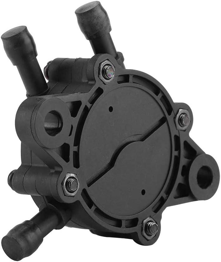 Asixx Pompa Carburante 491922 691034 692313 808492 808656 Pompa Olio combustibile per Mikuni Briggs /& Stratton Accessori Neri per Tosaerba 691034