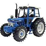 1:32 Ford 7610 4WD Generation III Tractor