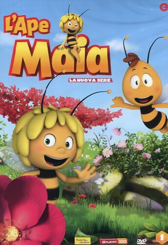 Maya the Bee - Volume 1 ( Mitsubachi Maya no boken ) ( Maya the Honey Bee - Volume One ) [ NON-USA FORMAT, PAL, Reg.2 Import - Italy ]