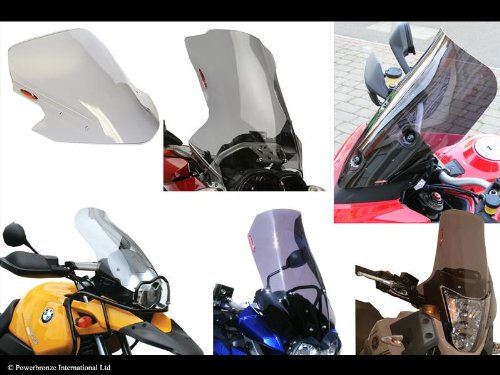 Powerbronze YAMAHA XT660R 04-13//XT660X 04-06//LIGHT TINT Flip
