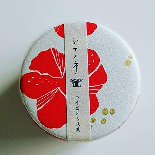 ハイビスカスティ 沖縄 14g 2g×7包 ティバック お茶缶入り お土産 ホットティ アイスティ