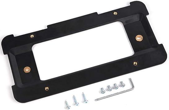 REAR LICENSE PLATE BRACKET BASE HOLDER FOR BMW E21,E30,E36,E46,E90,E91 US STOCK