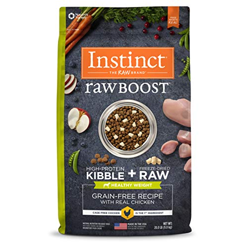 Top 10 Instinct Dog Food Weight Loss