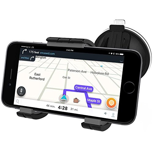 iPhone 7 Car Holder -  Windshield & Dashboard Mount