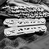 Gerber Truss Multitool, Stainless and Grey with