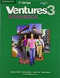 Ventures Level 3 Workbook with Audio CD