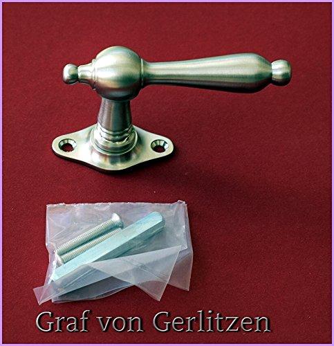 Graf von Gerlitzen Nickel Fenstergriff Fenster Griff Fensterolive F26N-red