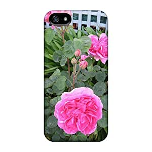 Durable Roses Back Case For Samsung Note 4 Cover