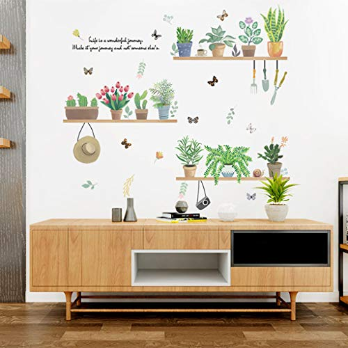 Wall Decor Sticker, DDLmax Inkjet Removable Wall Stickers Home Children's Room Interior Wall Stickers for -