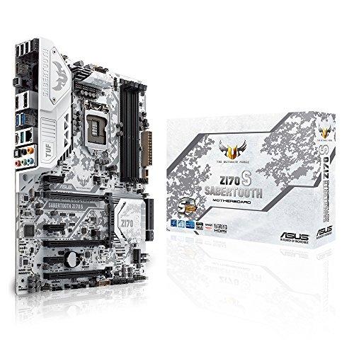 ASUS ATX DDR4 2400/ 2133 LGA 1151 TUF