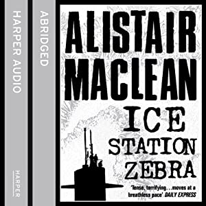 Ice Station Zebra Audiobook