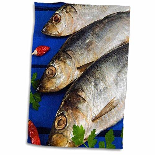 (3D Rose Dried and Smoked Atlantic Herring-Cuisine-Li11 Nto0029-Nico Tondini Towel, 15