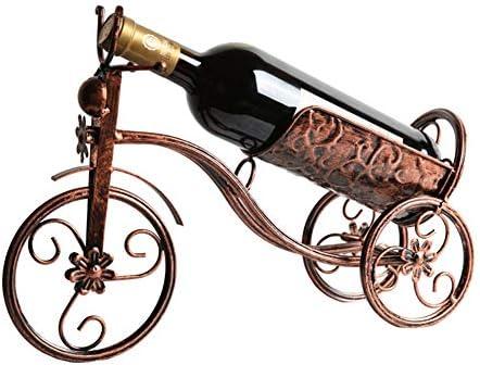 Botellero Vino - Botelleros - Estante, Estantería De Almacenamiento para Sala Entretener Decoración Favoritos Escaparate,B