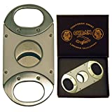 cuban crafter cutter - Cuban Crafters Unique Cigar Cutter Copper with Stainless Steel Blades
