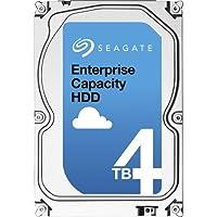 Seagate 4TB Enterprise Capacity SAS 12Gb s 512n 3.5 Internal Hard Drive Model ST4000NM0025