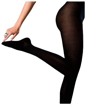 6c2173545 Falke Womens Finest No2 Pure Silk Tights - Black at Amazon Women s ...