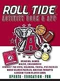 Alabama Crimson Tide Activity Book- Hardback