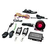KKmoon Steelmate 888E Two Way LCD Car Alarm Keyless Entry Security System