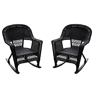 51uUEdWykvL._SS300_ 100+ Black Wicker Patio Furniture Sets For 2020