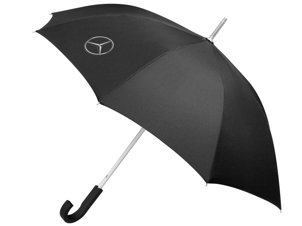Regenschirm, Stockschirm Mercedes Benz