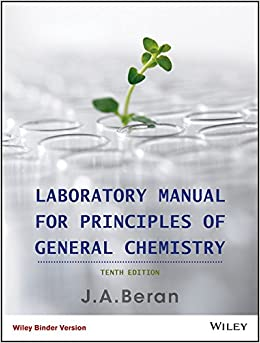 laboratory manual 2005 general chemistry 120 130 custom edition of the laboratory manual of principles of general chemistry department of chemistry university of tennessee