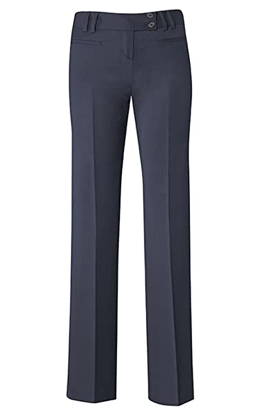 greiff de mujer pantalones traje de pantalón Modern Slim Fit ...