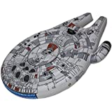 SwimWays Star Wars Millennium Falcon Ride-On Float