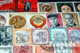 Europe 500 different stamps without Germany (Stamps for collectors)