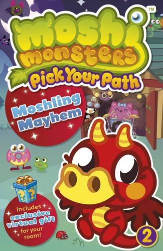 Moshi Monsters Pick Your Path 2.