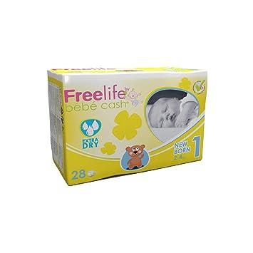 Freelife Bebe Cash 2-4 kg 28 unidades: Amazon.es: Salud y cuidado personal