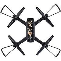 Alonea 2MP Wide-angle 110° 2.4G 6Axis HD Camera WIF Quadcopter Foldable Drone