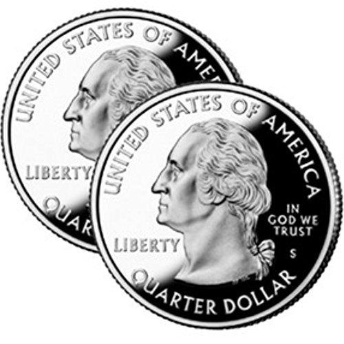 Hampton Ridge Magic Double Headed Quarter - You're ALWAYS a winner! (Two Face Coin)