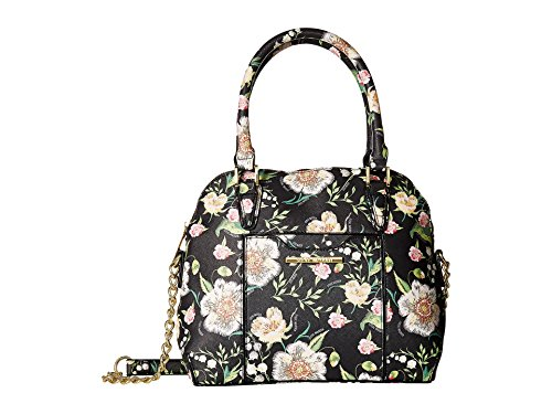 Steve Madden Women's Bhelena Black Floral One Size