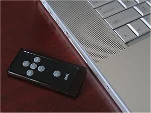 SiK rex - Remote Control for Apple MacBook Pro, iPod Universal Dock, Apple TV, Front Row, iPod Hi-Fi