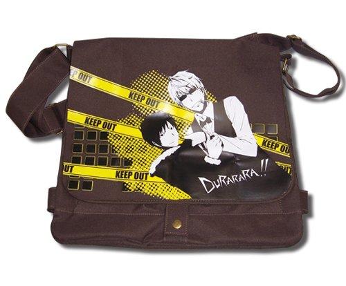 Great Eastern Entertainment Durarara Izaya & Shizuo Contrast Messenger Bag