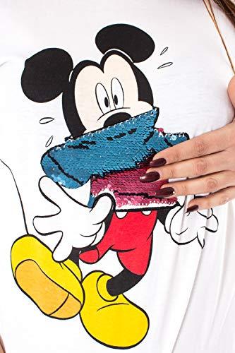 Bianco Donna shirt Disney T B21043977 wxnCIpYAq