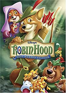 Robin Hood (Most Wanted Edition) [DVD]