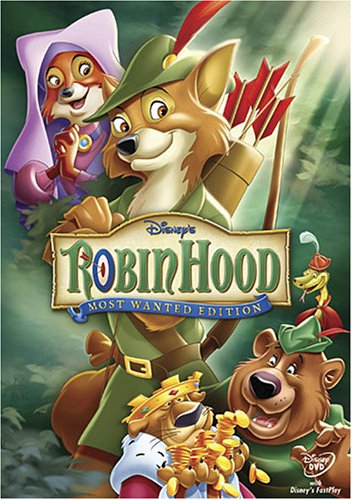 Amazon Com Robin Hood Most Wanted Edition Brian Bedford Phil
