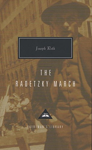 book cover of The Radetzky March