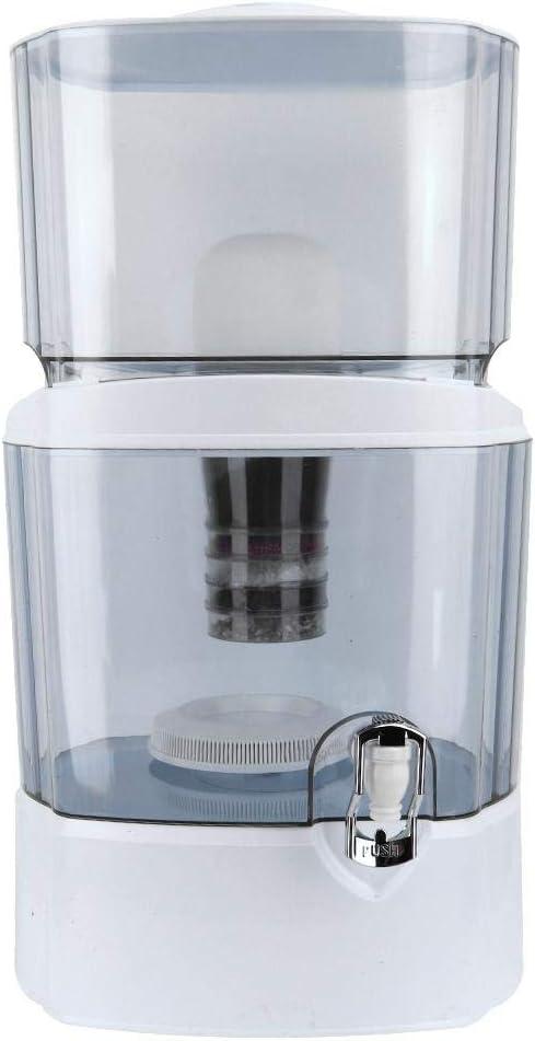 Zerone Purificador de Agua de 5 Etapas, 24L Máquina del Sistema de ...