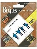 Pyramid International the Beatles (Help) Vinyl Stickers, Paper, Multi-Colour, 10 x 12.5 x 1.3 cm