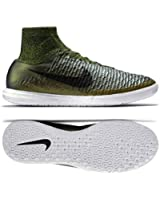 Nike Magistax Proximo Indoor-DARK CITRON/WHITE/VOLT/BLACK