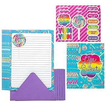 Three Cheers for Girls Stationery Pack (Stationery Pack)