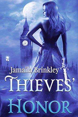Thieves Honor Jamaila Brinkley ebook product image