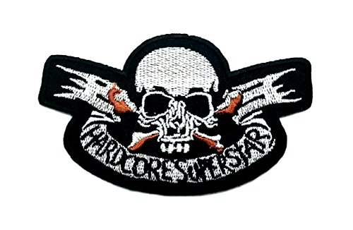 Aruno maison Hardcore Superstar 1 Rock Band Punk DIY Iron Sew On Embroidered Patch for Denim Jacket Vest Cap