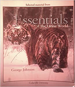 9781259207358: selected material from essentials of the living.