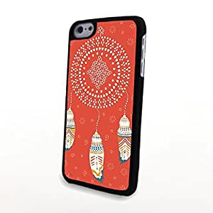 fenglinlinGeneric Popular Dream Catcher Vintage Classical Carrying Case for PC Phone Cases fit for iphone 5/5s Cases Matte Plastic Cover Hard Phone Shell Protector
