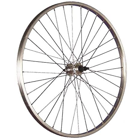 Taylor Wheels 26 Zoll Vorderrad Büchel Aluminiumfelge Shimano Tourney TX10