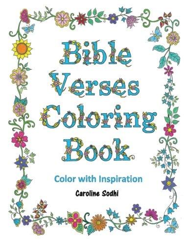 Bible Verses Coloring Book: Color Script - Bible Verse Activities Shopping Results