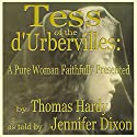 Tess of the D'urbervilles Audiobook by Thomas Hardy Narrated by Jennifer Dixon